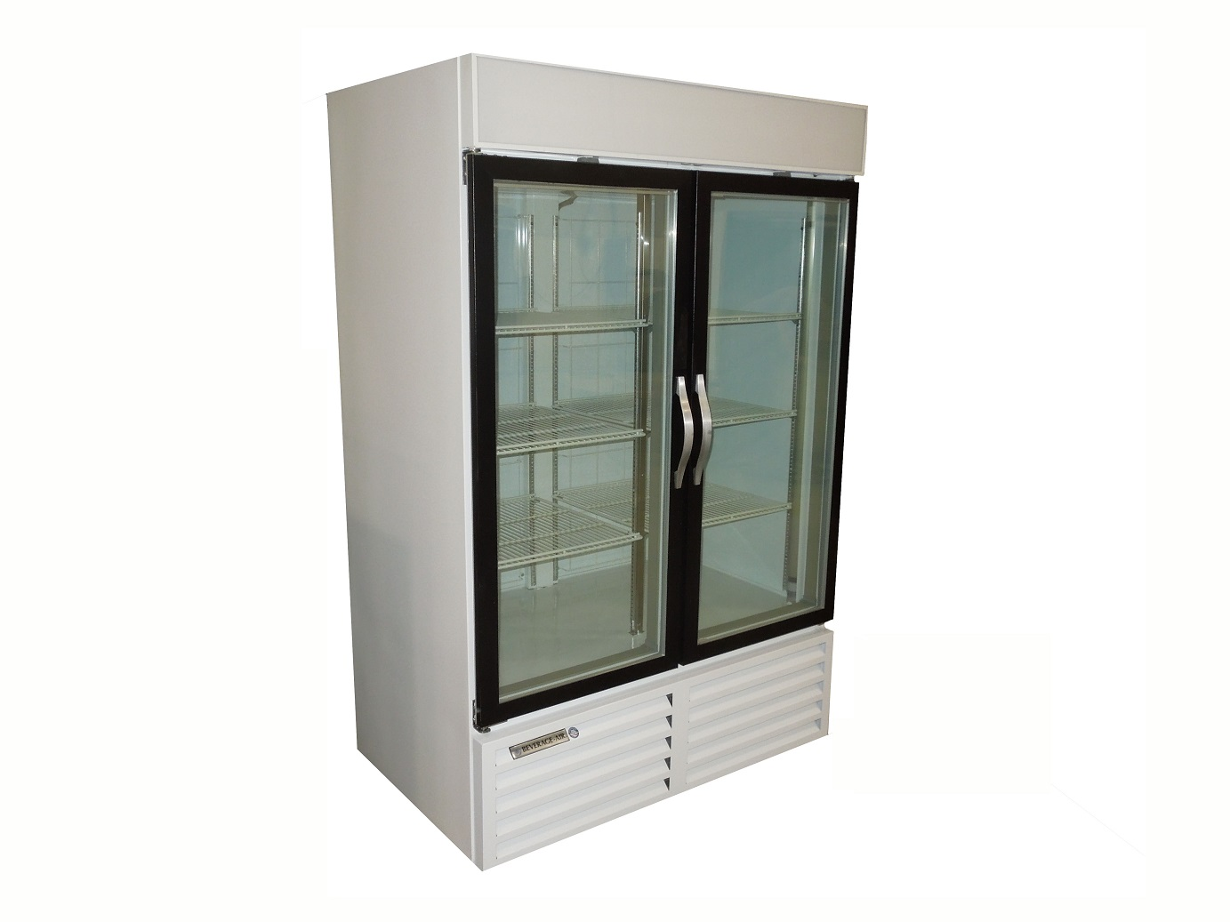 Beverage Air Glass Door Freezer Used Wiring Diagram Two View Detailed Images 3