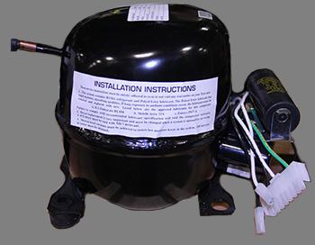COMP, NE2134GK #953AA9216BC Pre-wired w/Harness