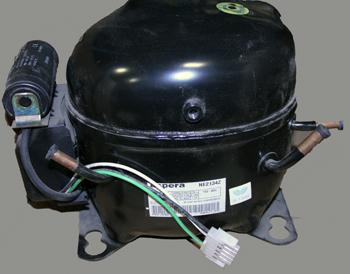 COMP, NE2134Z #262JG9216BC Pre-wired w/Harness EMB1000T