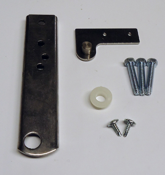 HINGE KIT - DOOR BOTTOM RIGHT HAND