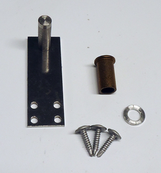 HINGE KIT, DOOR TOP CENTER TDD/TBB-4G