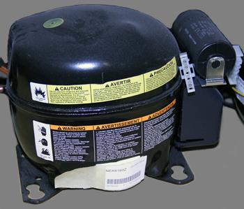 COMP, NEK6160Z 267BA92D9AY 220/230/240V/50HZ W/5-PIN PLUG WITH 5 PIN PLUG