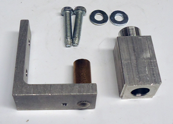 HINGE KIT, TOP RH T-15G