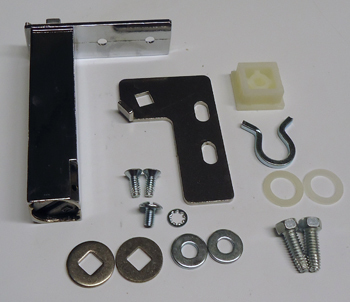 HINGE KIT, TOP RH TUC-24