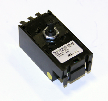 ETC-1H SINGLE RELAY, 115V 077F1540