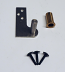 HINGE KIT, DOOR TOP LH TBB-2G/3G/4G/TBB-24-48G