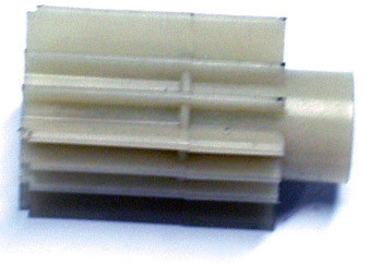 DOOR BLOCK TOP NYLON SWING, NATURAL NYLON 70G33L