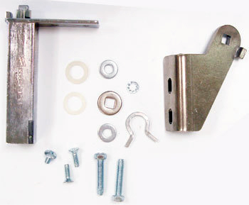 "HINGE KIT, DOOR BTM RH CARTRIDGE, T-HALF DOOR FOR FOR A DOOR WITH A 12"" HANDLE"