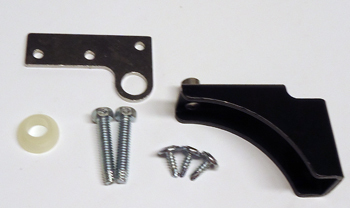 HINGE KIT, DOOR BTM LH TBB-24-48
