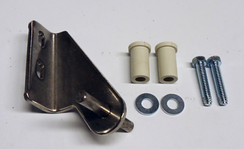 HINGE KIT, DOOR MIDDLE RH WITH 2 BUSHINGS, T-HALF