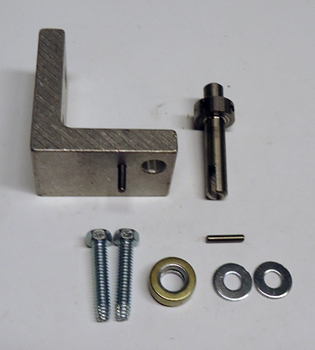 HINGE KIT, DOOR TOP RH TR1/2/3 HALF DOOR