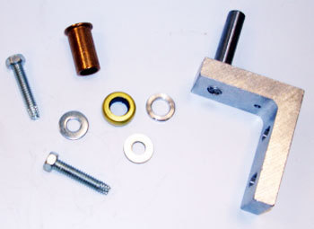 HINGE KIT, DOOR TOP RH/LH GDM-52TM