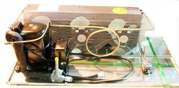 UNIT J2212GKT 943BD01-AC GDM-72F 208V EMBRACO