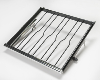 WINE RACK KIT, TWC-24 STEP BLK FOR RIGHT HINGED DOOR