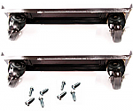 """872010 True Caster Kit with 4"""" Wheels - 26-3/4"""" Frame"""